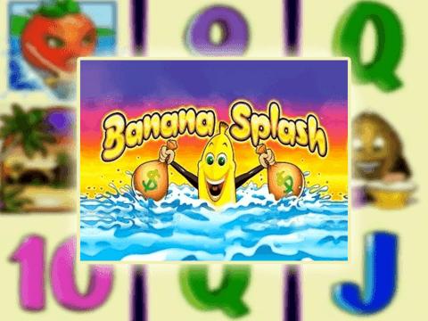 Игровой автомат Banana Splash