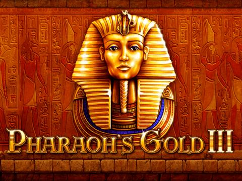 Азартный аппарат Pharaoh's Gold III