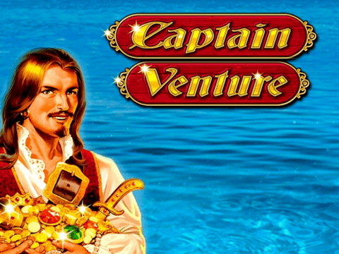 Онлайн-слот Captain Venture