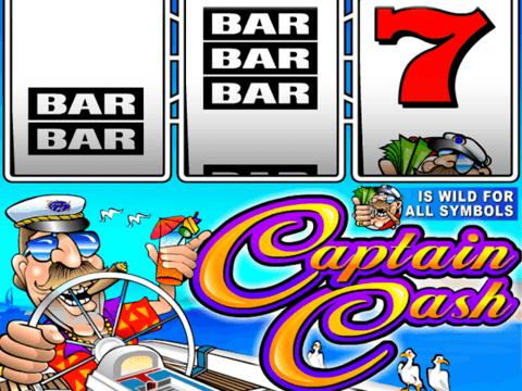 Игровой автомат Captain Cash