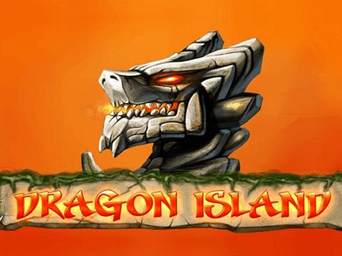 Игровой аппарат Dragon Island