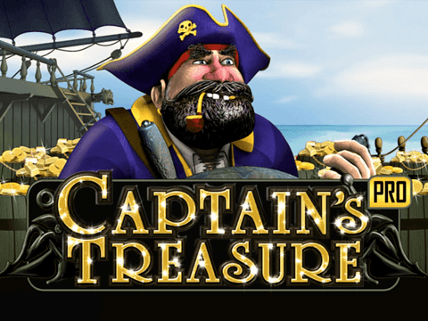Игровой аппарат Captain's Treasure