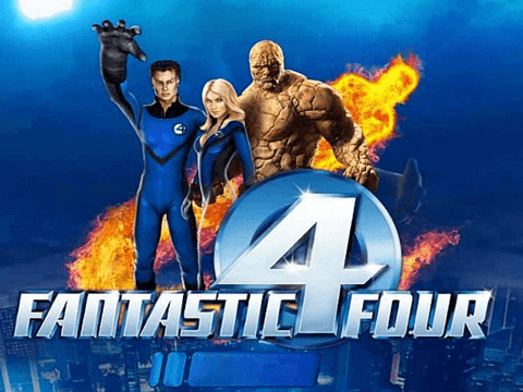 Игровой автомат Fantastic Four