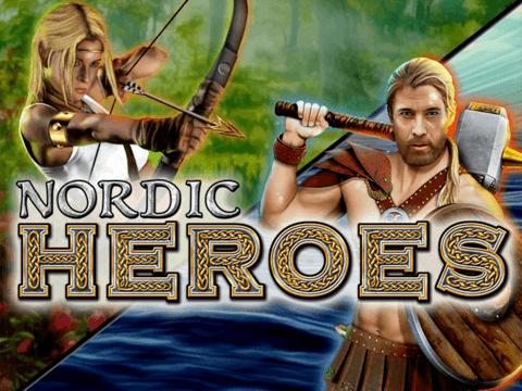Игровой аппарат Nordic Heroes
