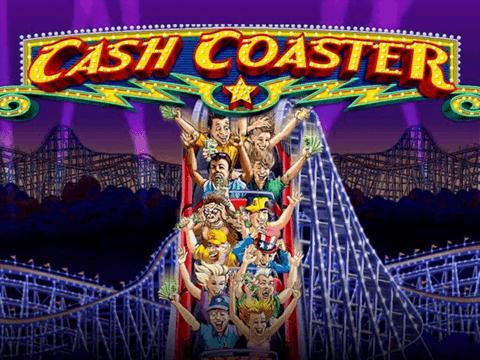 Игровой автомат Cash Coaster