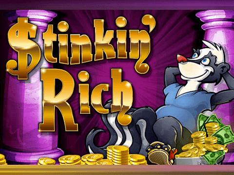 Игровой аппарат Stinkin Rich