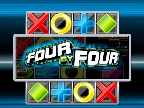 Игровой автомат Four By Four