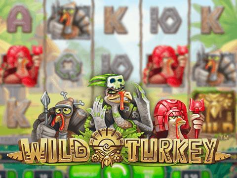 Игровой аппарат Wild Turkey